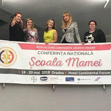 """Conferinta Nationala ,,Scoala mamei"""" Oradea"""