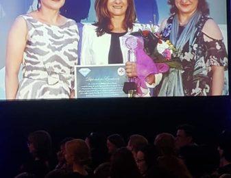 Al 2-lea premiu primit din partea OAMGMAMR filiala Bucuresti.